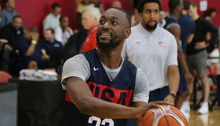 沃克:入选美国队是巨大的荣耀,希望展现出天赋和新面貌