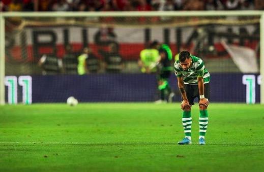 葡体0-5惨败,队长布鲁诺发Ins向球迷道歉