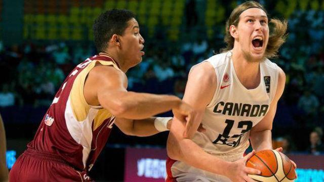 奥利尼克:身披加拿大男篮球衣,这是一件值得骄傲的事情