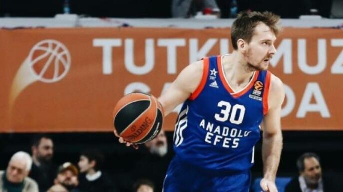 佐兰-德拉季奇签约德国乌尔姆兰蒂奥帕姆篮球俱乐部