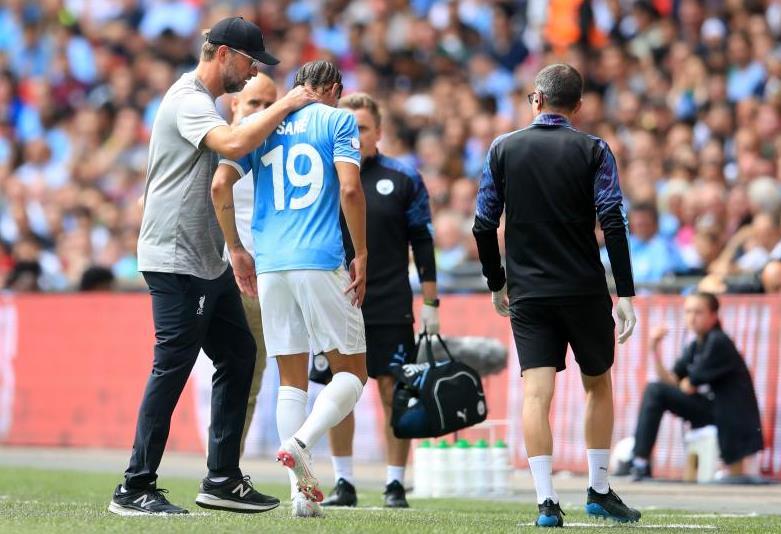 踢球者:萨内曾许诺来拜仁,但伤病让转会面对破局可能