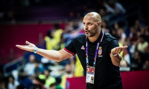 塞尔维亚男篮主教练:若是碰到美国男篮,愿上帝保佑他们
