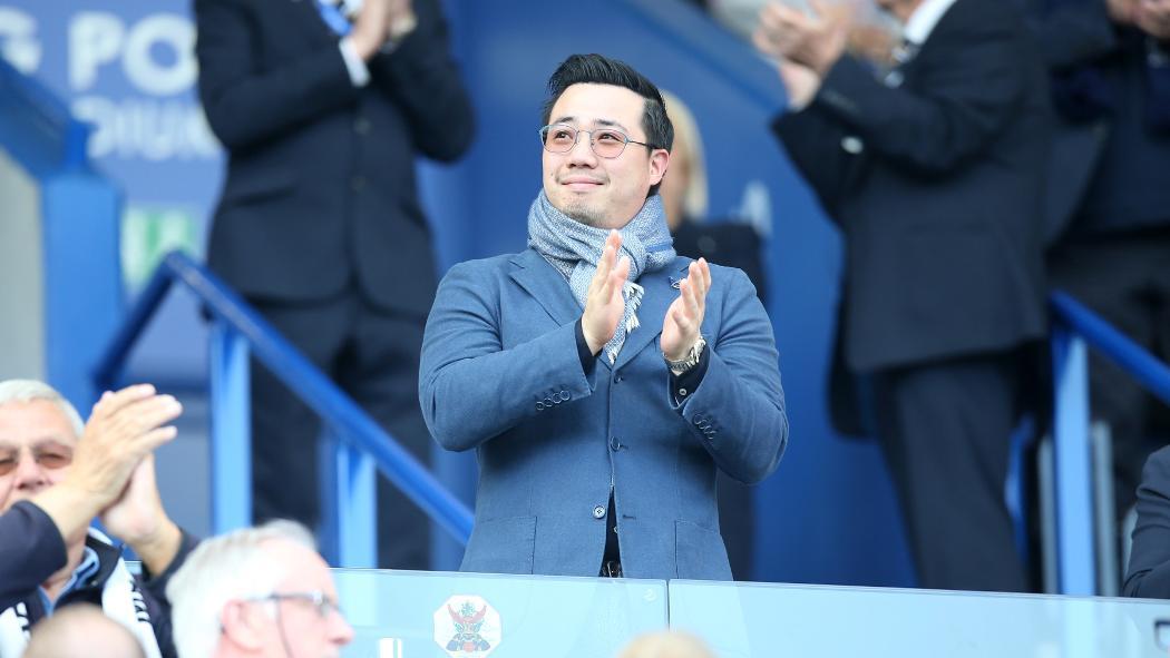 官方:维猜之子阿亚瓦特正式接任莱斯特城俱乐部主席