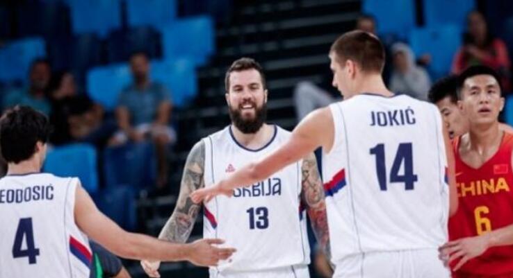 塞尔维亚男篮将球队大名单人数缩短至14人
