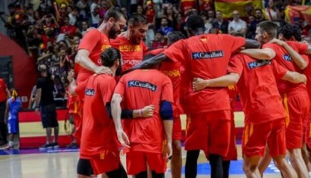 西班牙男篮将球队大名单人数减少至14人