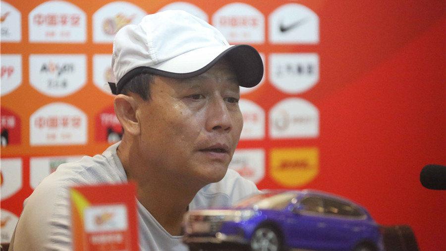 王宝山:周中赛事身体恢复为主,明天比赛会很难得