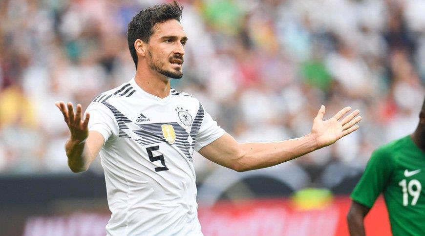 胡梅尔斯:愿重回德国队,在拜仁三年欧冠并不是 不成功