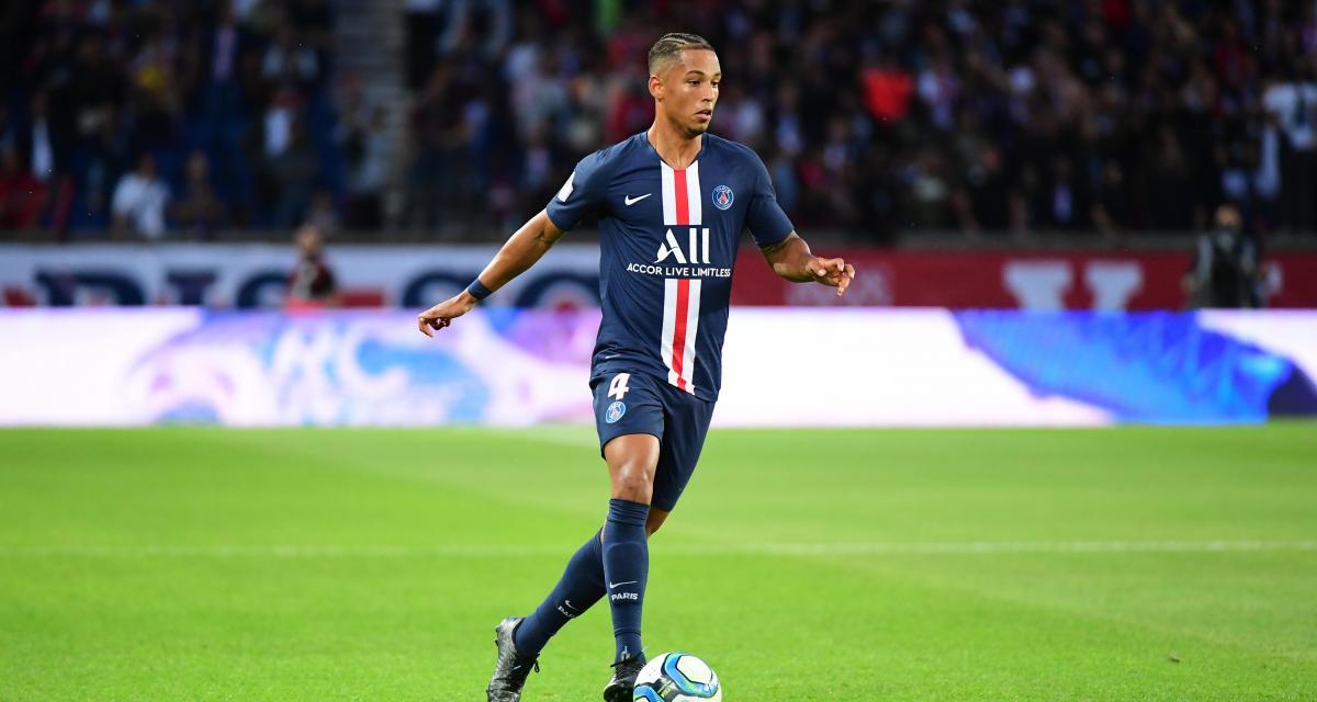 法媒:巴黎后卫科雷尔首轮受伤,将缺席1-2周时间