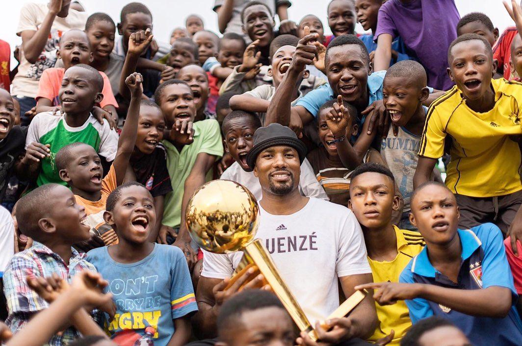 伊巴卡:我要告诉刚果的孩子们,一切皆有可能