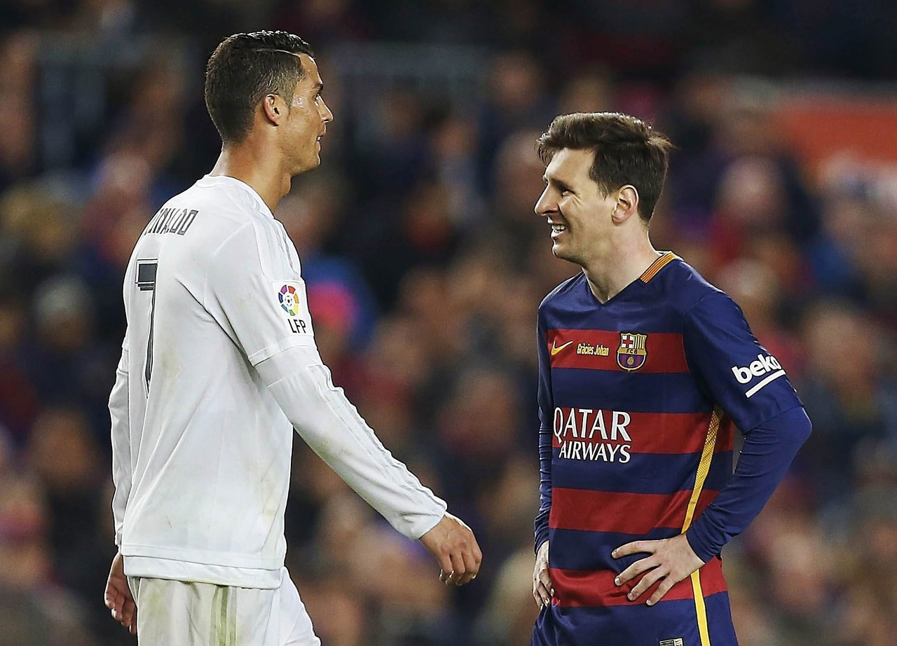 克劳奇:C罗在曼联时,曾遭队友讥讽不如梅西却幽默化解