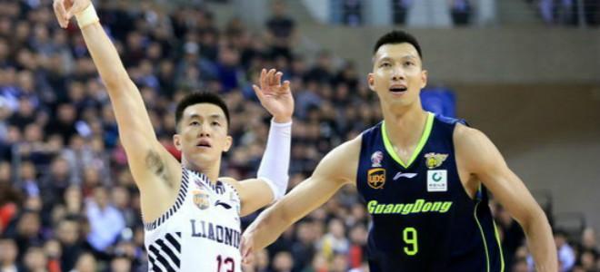 新赛季将于11月1日打响,揭幕战广东迎战辽宁