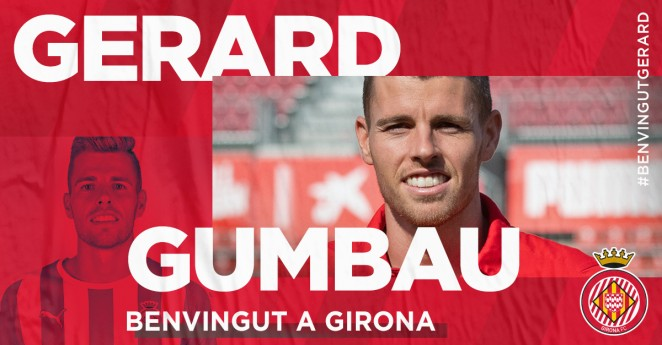 官方:吉罗纳从莱添内斯签下中场贡巴乌