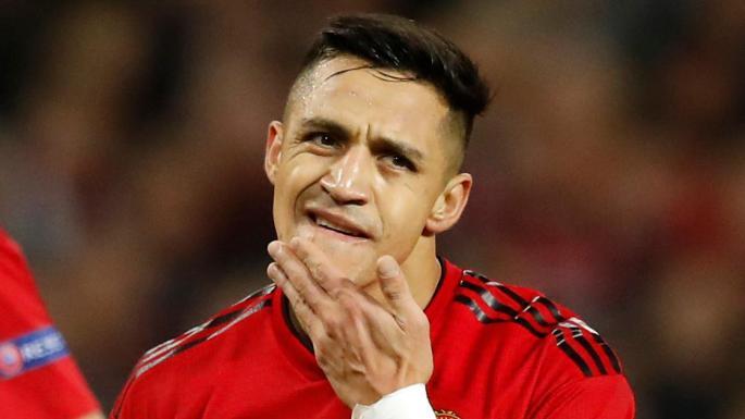 泰晤士报:桑切斯想离开曼联的局部原因是好友卢卡库归队