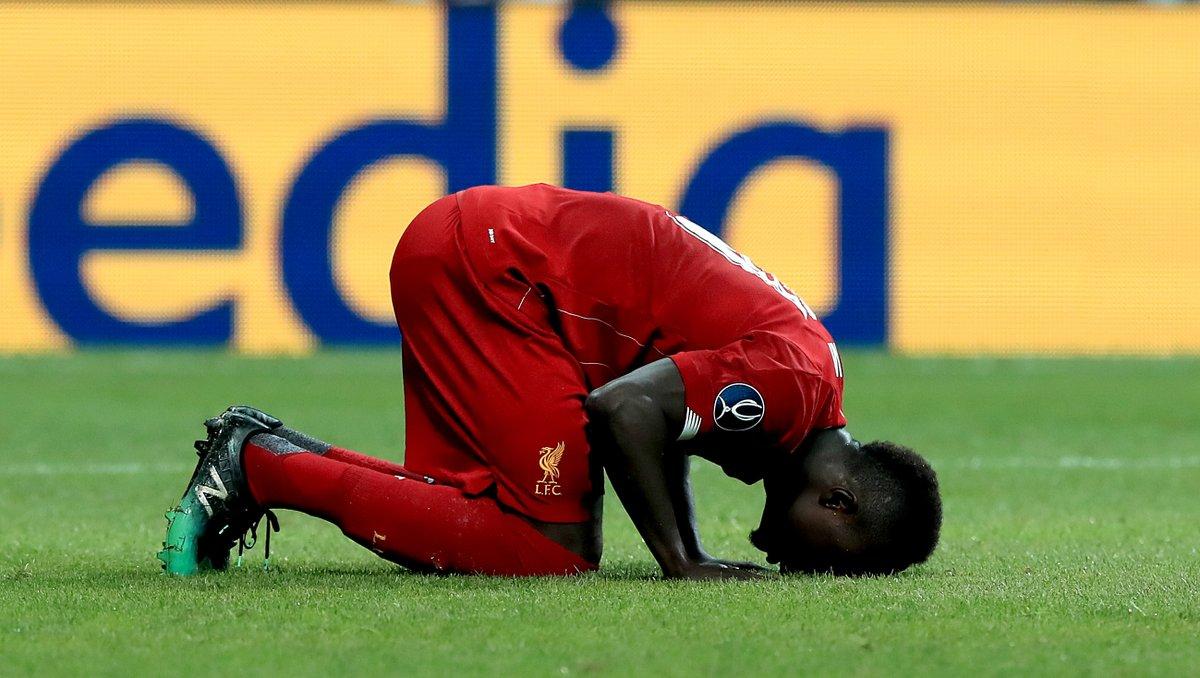 足球世界:马内欧战进球数已达17球,跻身利物浦队史前五