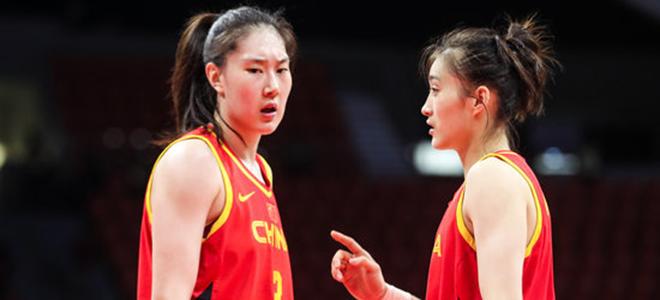 女篮热身赛名单:八一球员回队备战军运,黄思静伤停