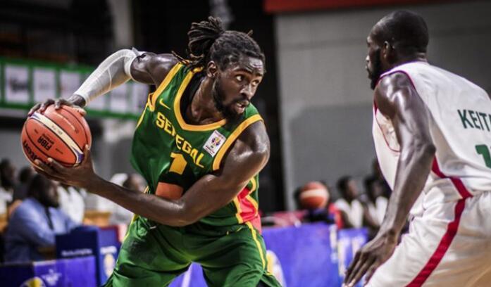 塞内加尔男篮公布出战男篮世界杯的12人大名单