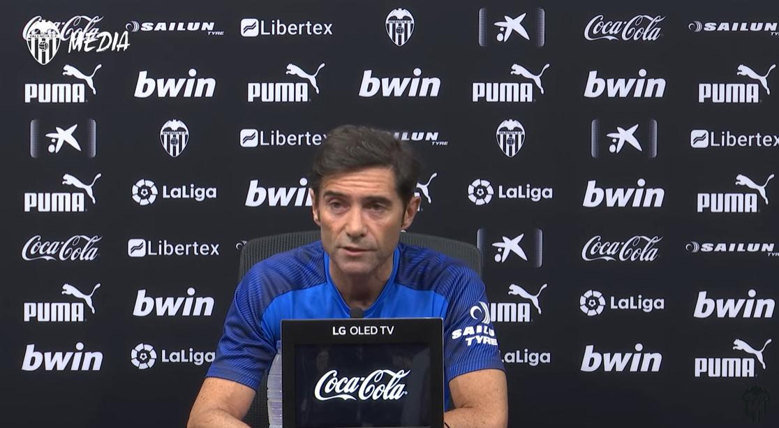 马塞利诺:周二的时候罗德里戈简直要去马竞体检了