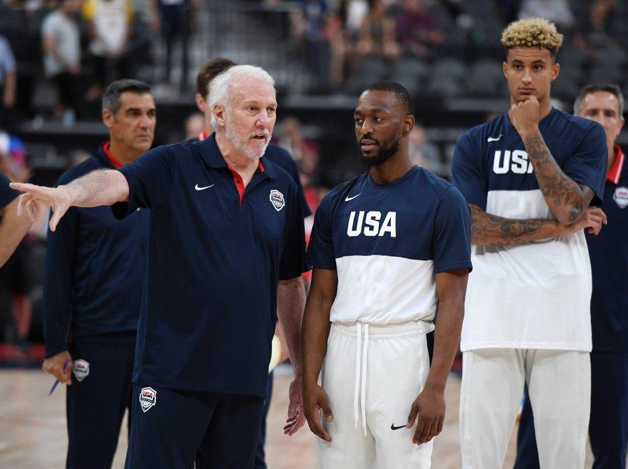 美国男篮预计将在参加澳大利亚热身赛之后再进行裁员
