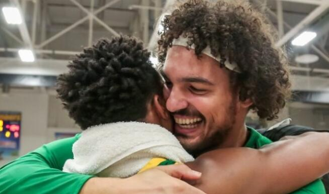 巴西男篮公布出战男篮世界杯的12人大名单