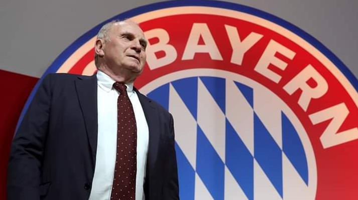 赫内斯:德甲传统球队的衰弱主要是管理不行,特别是汉堡