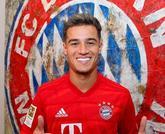 库蒂尼奥:很高兴成为拜仁的一员,要尽我所能赢得奖杯