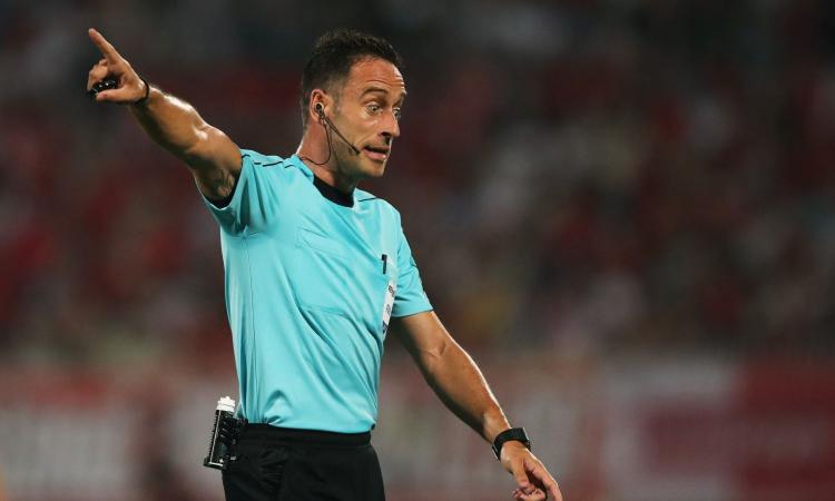 葡萄牙裁判将吹罚狼队vs都灵欧联预选赛,遭意球迷吐槽