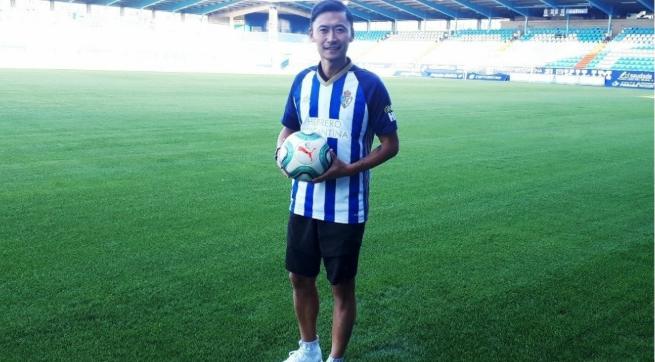官方:赞助商要求,高雷雷将加盟西乙庞费拉迪纳