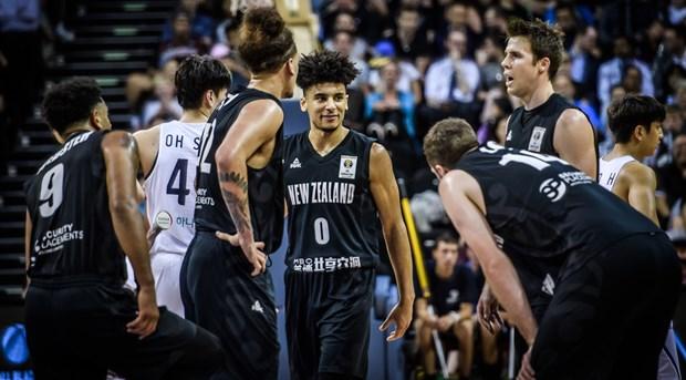 新西兰男篮公布本届世界杯最终12人名单