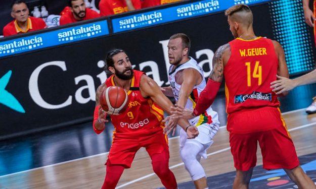炎身赛西班牙102-70大胜众米尼添,卢比奥20分6助攻