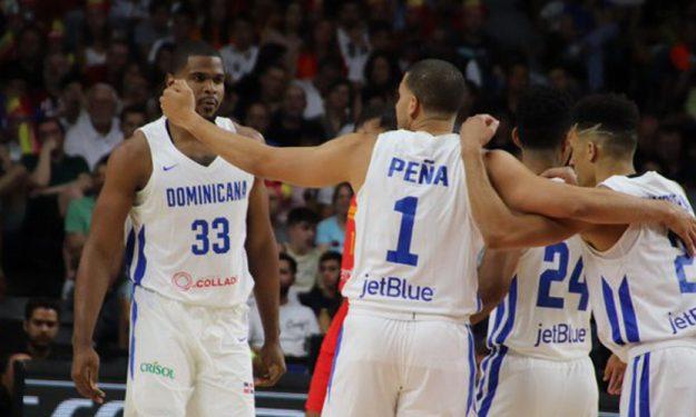 多米尼加男篮将球队阵容名单缩减至14人