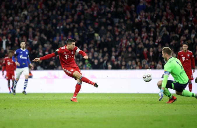 拜仁已经不息9年未输给沙尔克,以前5场更是全胜