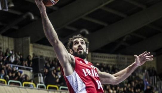 伊朗男篮公布出战今夏世界杯的12人大名单