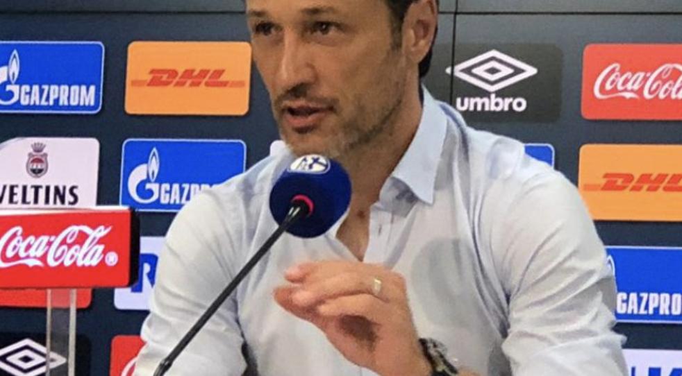 科瓦奇:希望莱万继续保持;对库蒂尼奥的表现非常满意