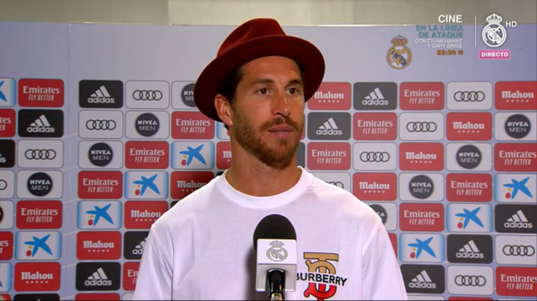 拉莫斯:我一直都说内马尔是顶级球员,是世界前三