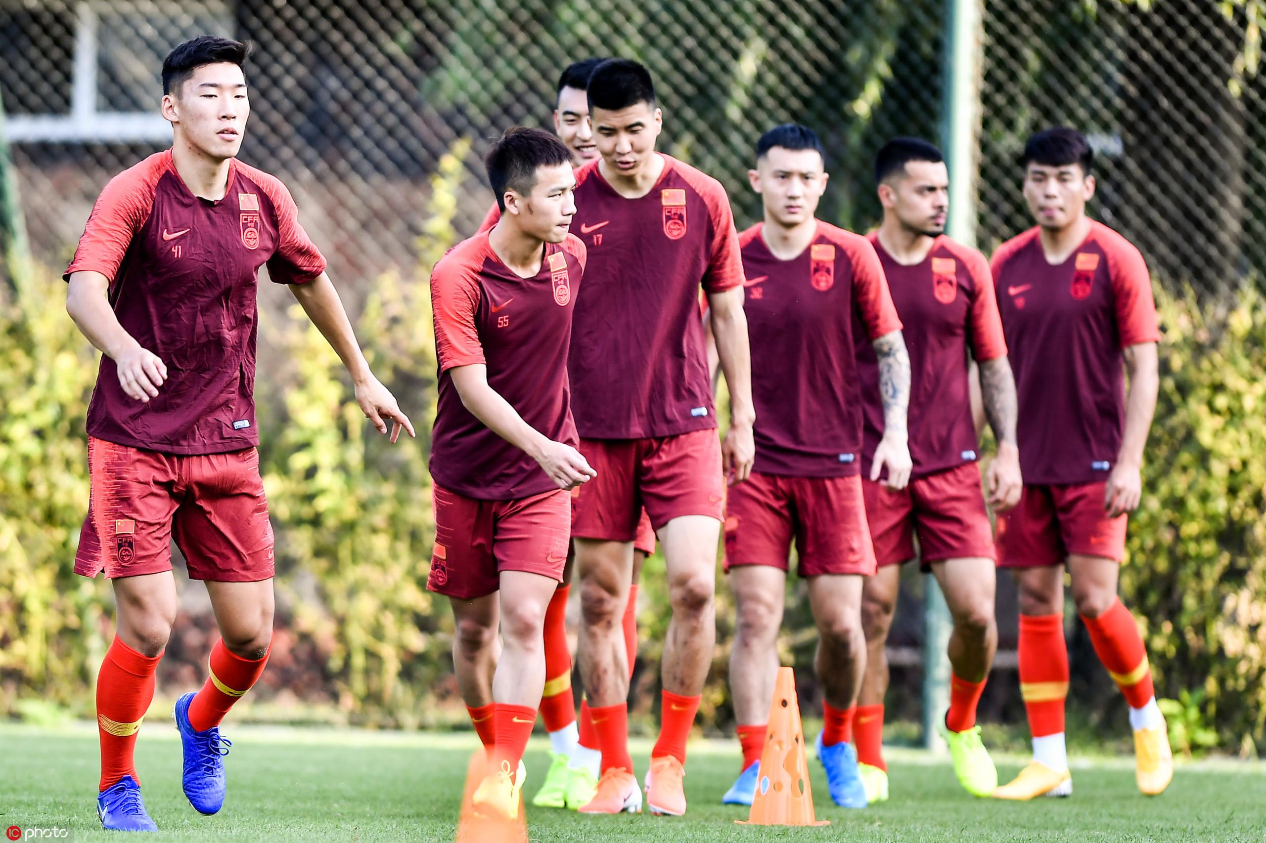 记者:国足将以赛代练,5天内热身华夏预备队和缅甸队