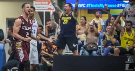 委内瑞拉公布本届篮球世界杯最终12人大名单