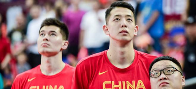 中国男篮正考虑从国奥征调沈梓捷