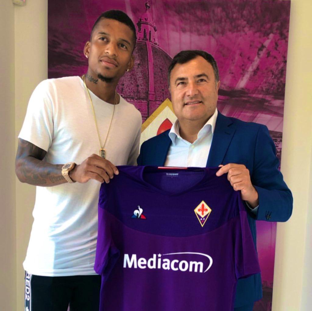 官方:戴尔伯特租借加盟佛罗伦萨,将与比拉吉互换