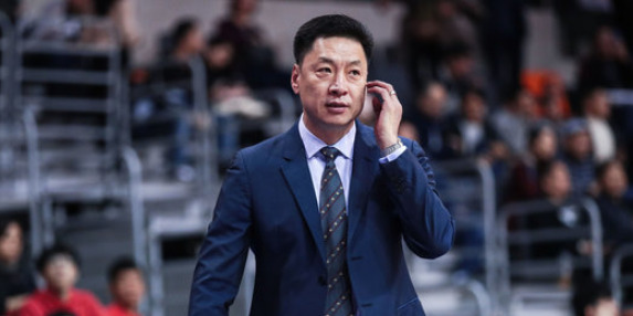 李春江:热身赛对手强打得艰苦,最后赢了24分