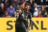 GIF:萨拉赫助攻菲尔米诺破门,利物浦