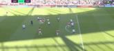 GIF:拉卡泽特趟球过人爆射入网,阿森纳扳回一城