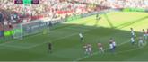 GIF:扎卡禁区铲人被判点,凯恩一蹴而就,热刺2-0