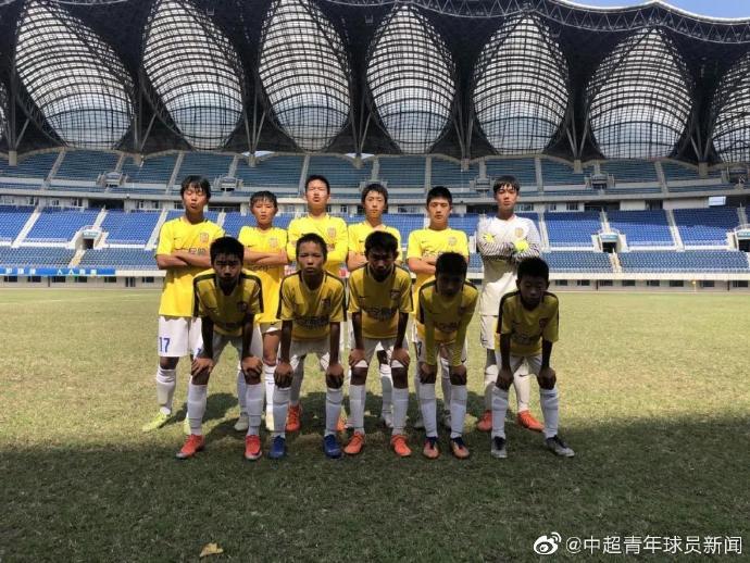 统治力!苏宁一队二队进军青超U14全国总决赛