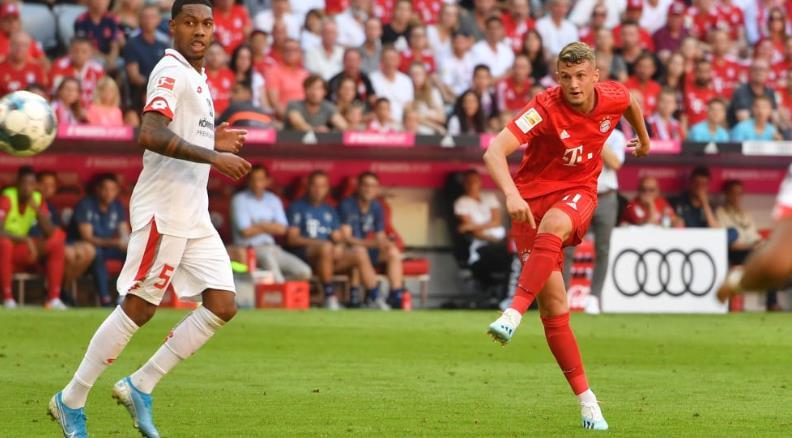 屈桑斯:拜仁首秀对我是一种奖励,法国球员在帮我融入