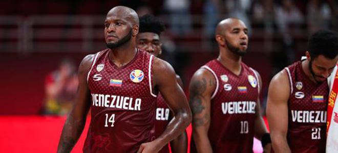 委内瑞拉主帅:中国队身高特出,不克让他们打出本身节奏