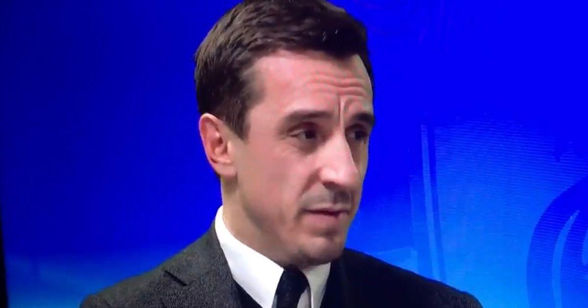 内维尔:索肖接手的曼联像克洛普接手的利物浦,需要时间