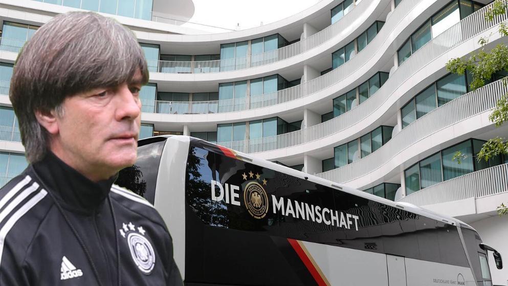 图片报:德国队下榻酒店响首火警,球员危险稀奇到街上
