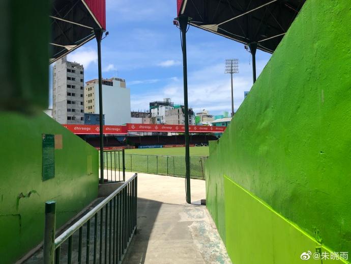 评论员朱晓雨:已抵达马尔代夫马累,天气和广州差不众