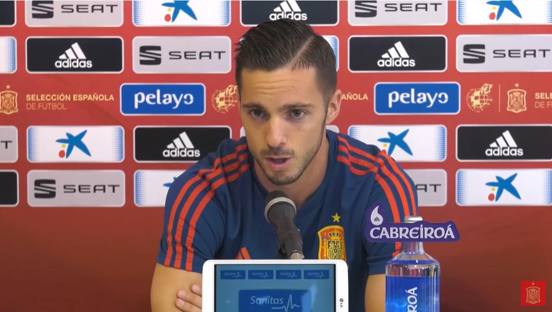 萨拉维亚:入选西班牙国家队很难,但能入选就是精英