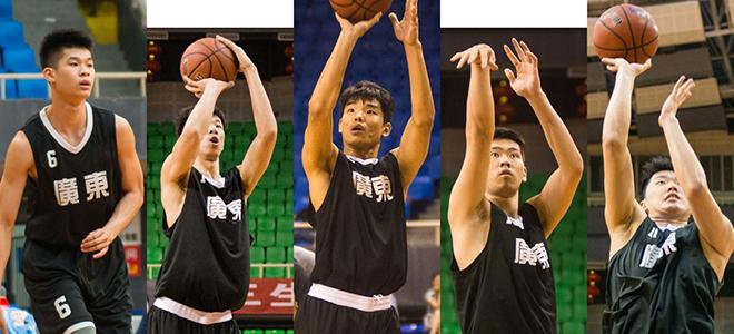 广东男篮官宣:上调5名青年队员,王怀玉回归任助理教练